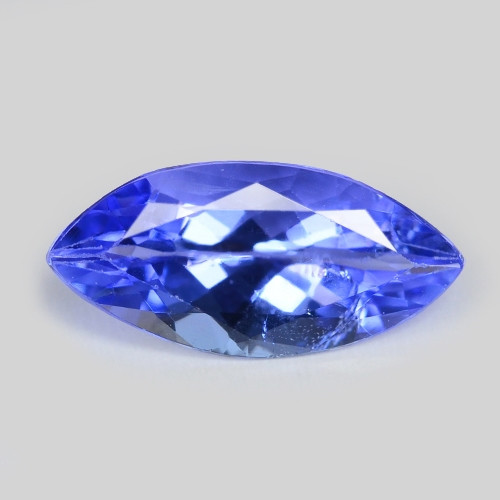 0.72 Cts Amazing rare AA+ Violet Blue Color Natural Tanzanite Gemstone