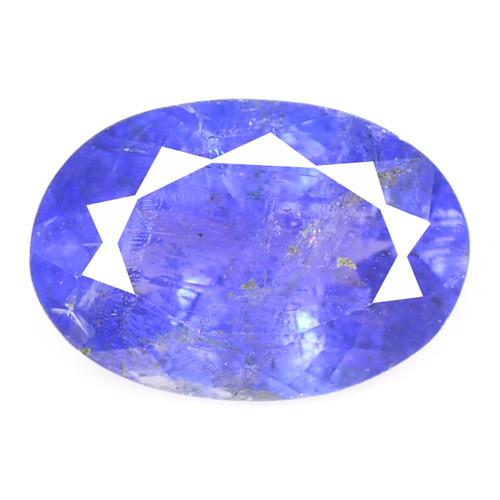 1.73 Cts Amazing rare Violet Blue Color Natural Tanzanite Gemstone