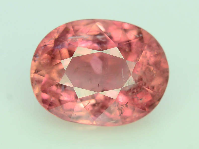 Tourmaline 2.35 C t Sweet Candy Color