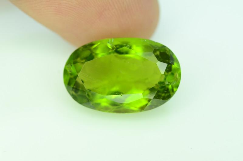 10.70 Ct Natural Green Peridot