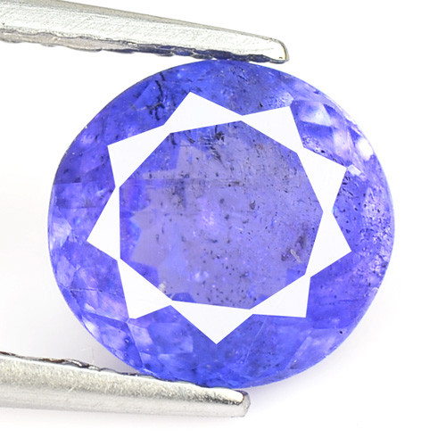 1.59 Cts Amazing rare Violet Blue Color Natural Tanzanite Gemstone