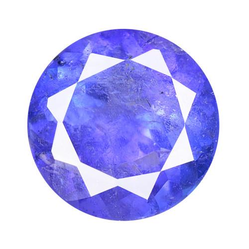 1.61 Cts  Amazing rare Violet Blue Color Natural Tanzanite Gemstone