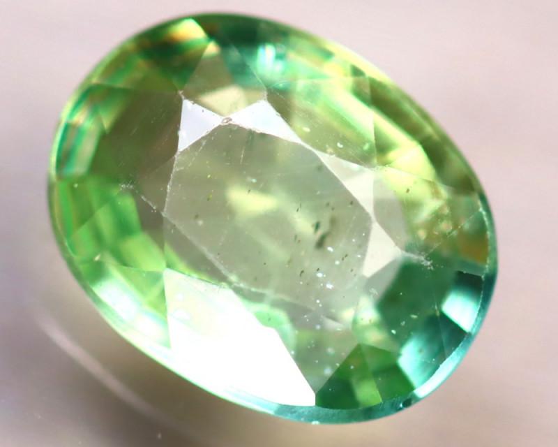 Apatite 1.70Ct Natural Paraiba Green Color Apatite E1812/B44