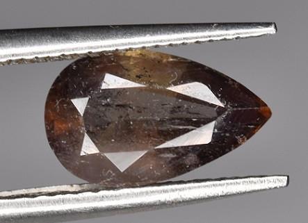 Rare Natural Axinite 1.40 CTS Gem
