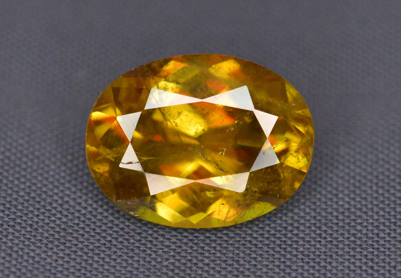 Natural 3.40 carat Sphene With Amazing Spark