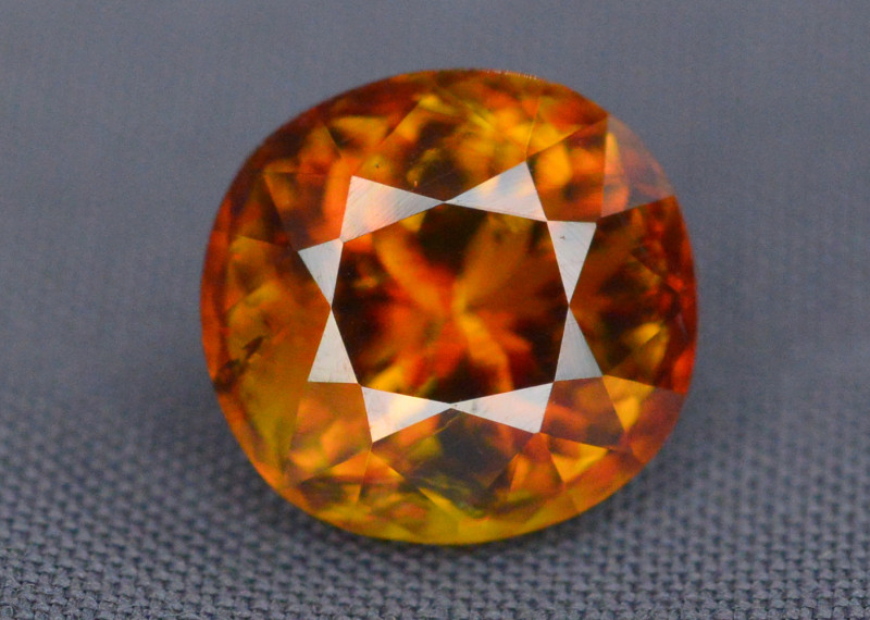 Natural 2.60 carat Sphene With Amazing Spark