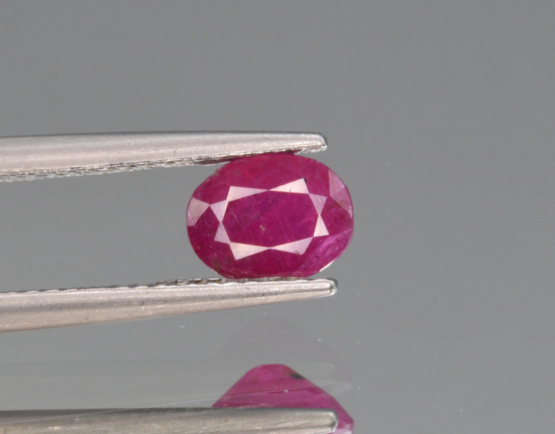 Natural Ruby 1.11 Cts Top Quality from Afghanistan