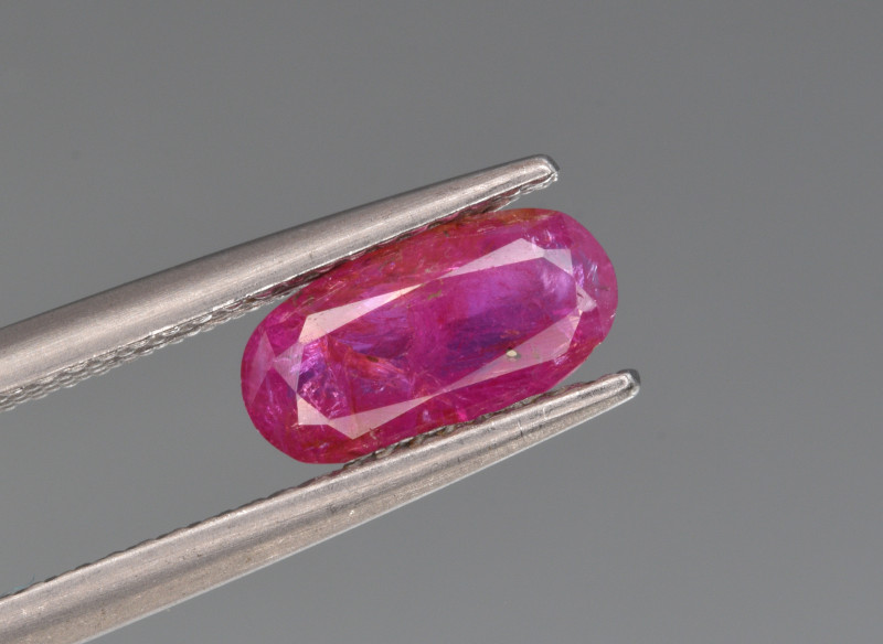 Natural Ruby 1.31 Cts Top Quality from Afghanistan