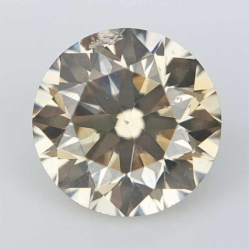 0.36 CTS , Natural Brown Diamond , Diamond For Jewelry
