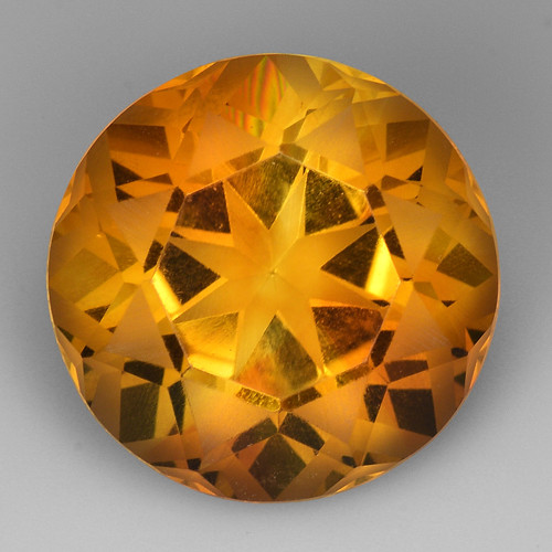 6.88 CT NATURAL CITRINE TOP QUALITY GEMSTONE CT1