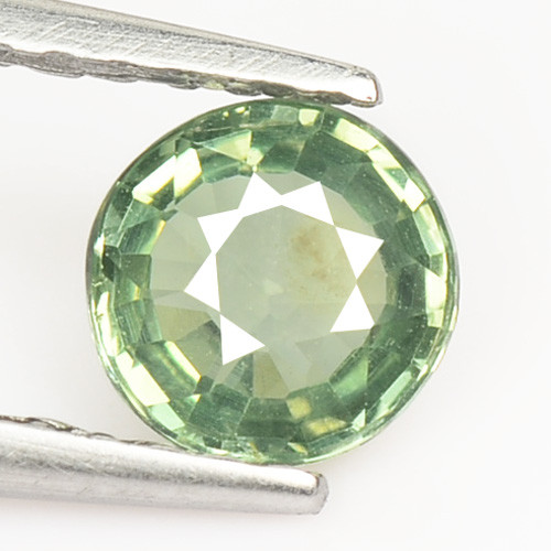 Green Sapphire 0.56 Cts Amazing Rare Natural Fancy Loose Gemstone