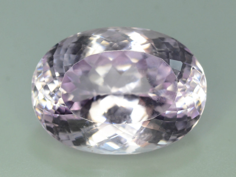 Perfect for Jewelry  27.05  ct Light Pink Kunzite