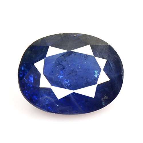 Blue Sapphire 0.66 Cts Amazing Rare Natural Fancy Loose Gemstone