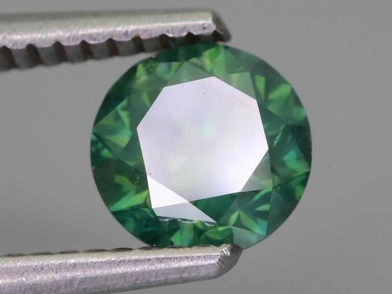 Green  Diamond 1.23  ct Top Grade Brilliance SKU-25