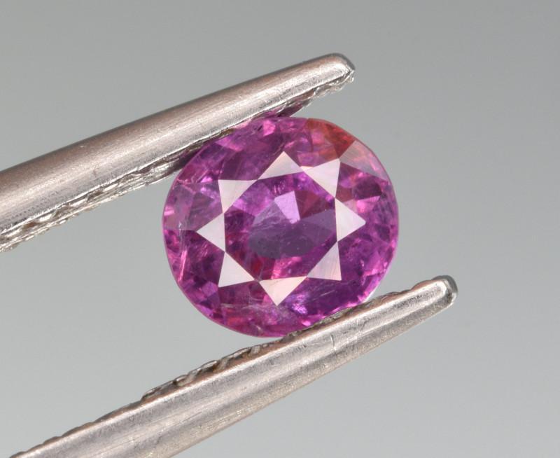 Natural Sapphire 0.69 Cts from Kashmir, Pakistan