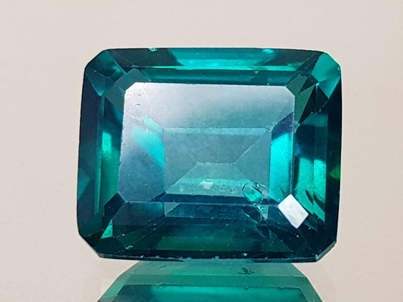 5.68Crt Green Topaz Natural Gemstones JI25