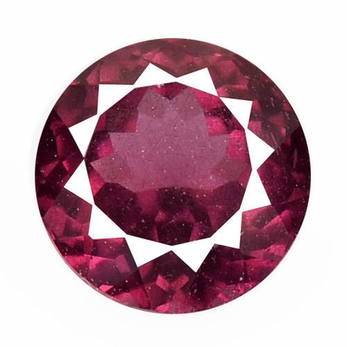 Rhodolite Garnet 1.45 Cts Unheated Natural Cherry Pinkish Red Gemstone