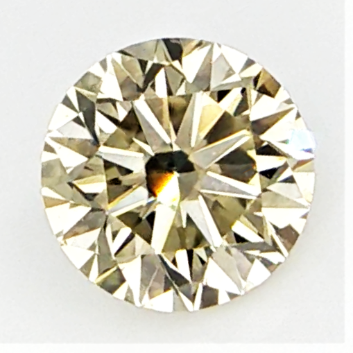 0.38 cts ,Rarest Color Diamond ,natural round Diamond