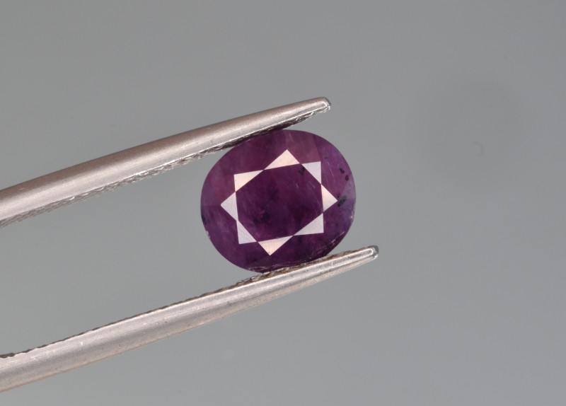 Top Rare Natural Sapphire 2.35 Cts from Kashmir, Pakistan