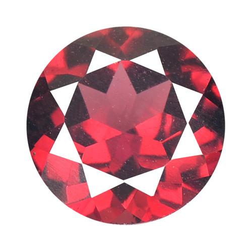 *NoReserve*Rhodolite Garnet 1.59 Cts Unheated Natural Cherry Pinkish Red Ge