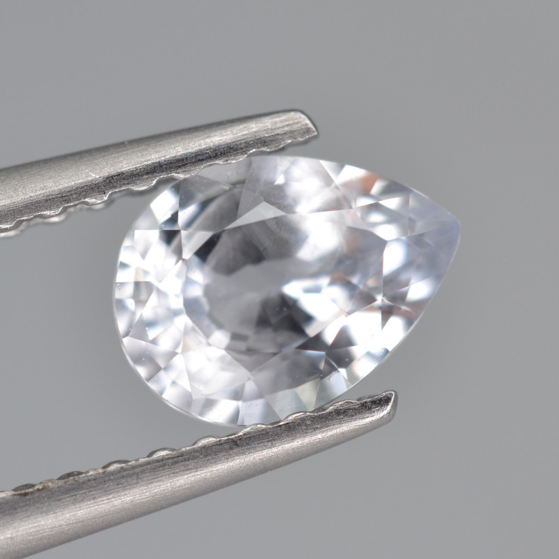 Natural Sapphire 0.74 Cts, Top Luster from Sri Lanka