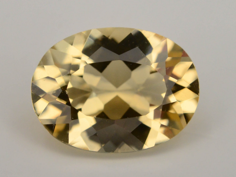1.00 Ct Natural Heliodor AAA Grade Yellow Color t