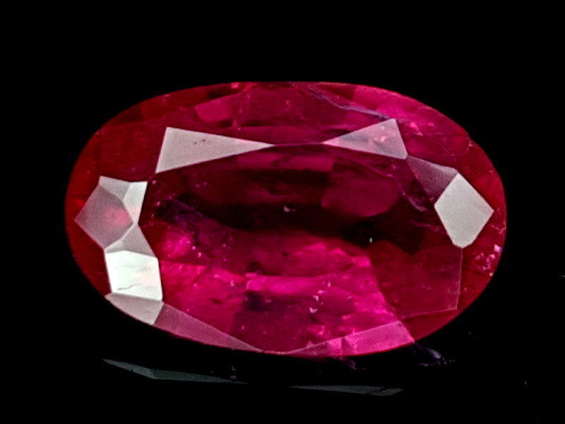 0.86CT NATURAL RUBY HEAT ONLY IGCMR03