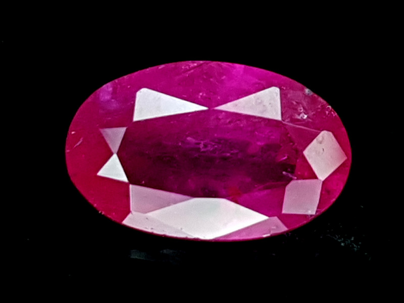 0.76CT NATURAL RUBY HEAT ONLY IGCMR21