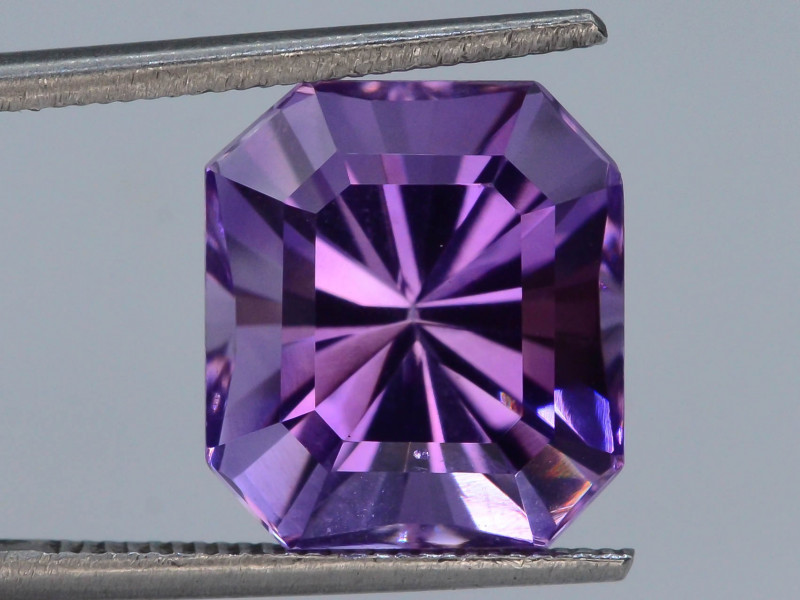 Deep Purple 4.05 Ct Natural Amethyst ~ Africa A.Q