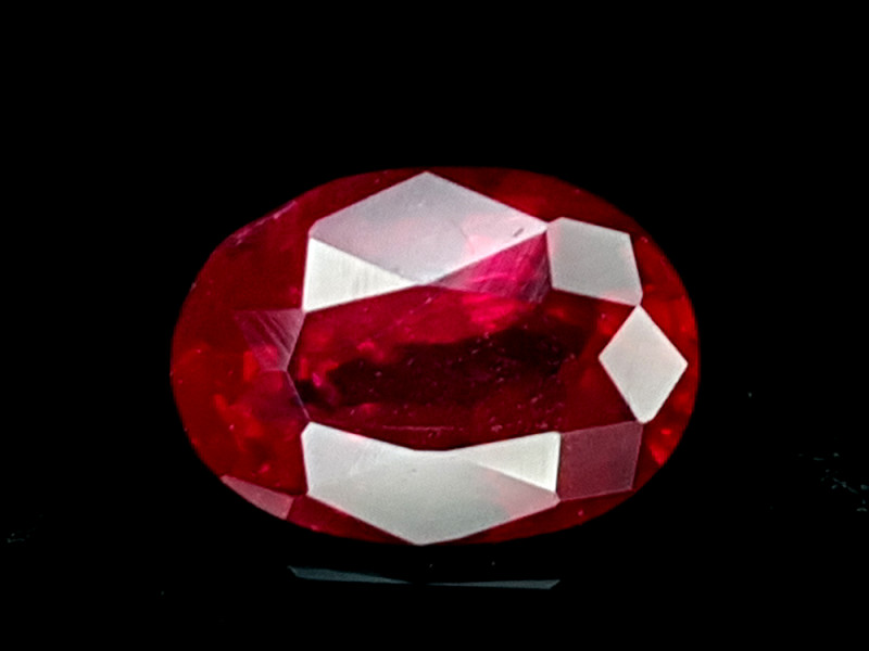 0.73CT NATURAL RUBY HEAT ONLY IGCMR31