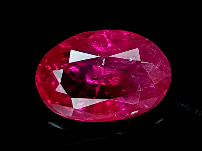 0.98CT NATURAL RUBY HEAT ONLY IGCMR36