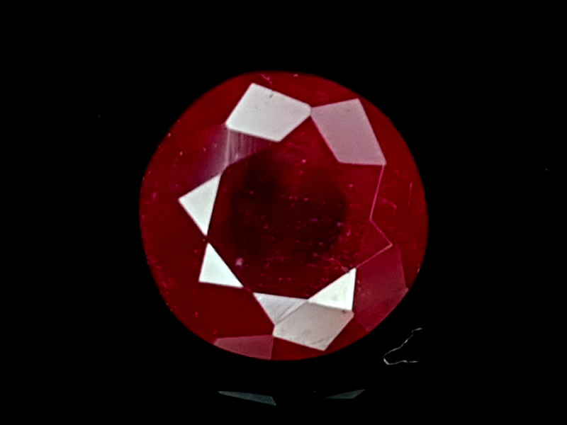 0.82CT NATURAL RUBY HEAT ONLY IGCMR38