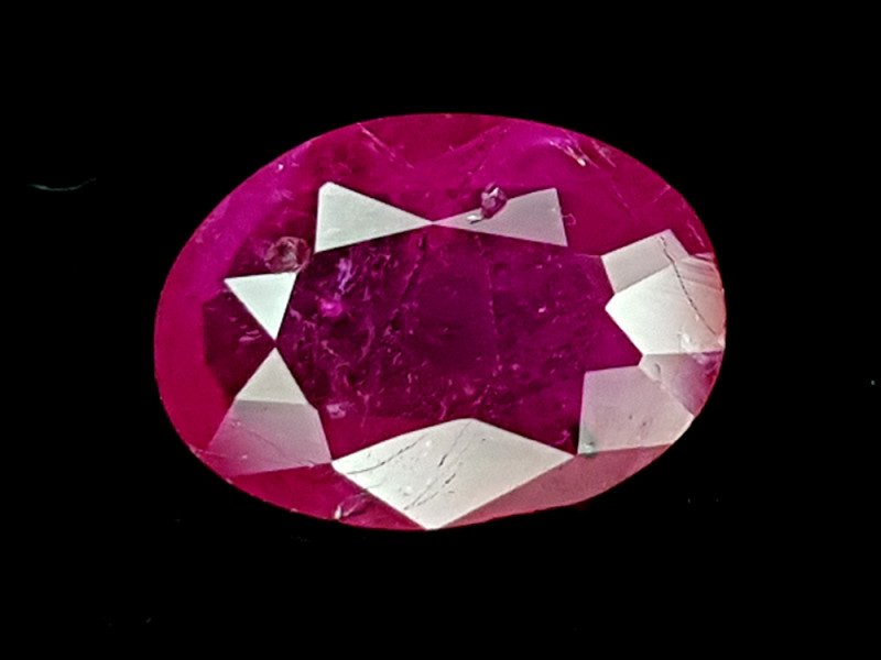 0.63CT NATURAL RUBY HEAT ONLY IGCMR41