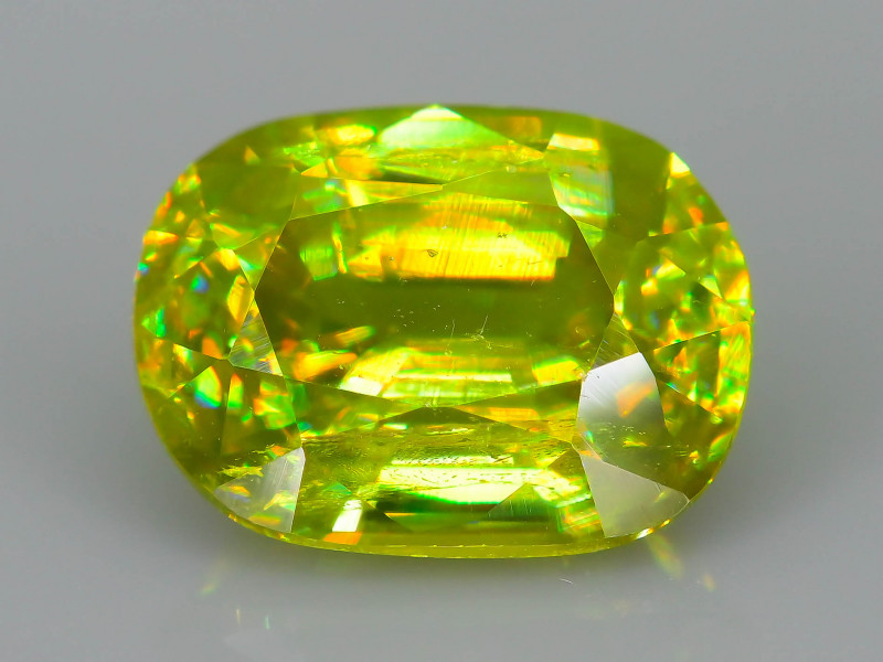 Rare AAA Fire 1.24 ct Sphene Sku-61