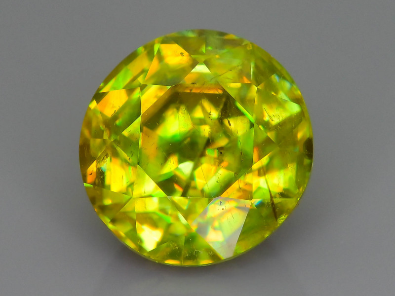 Rare AAA Fire 2.78 ct Sphene Sku-62