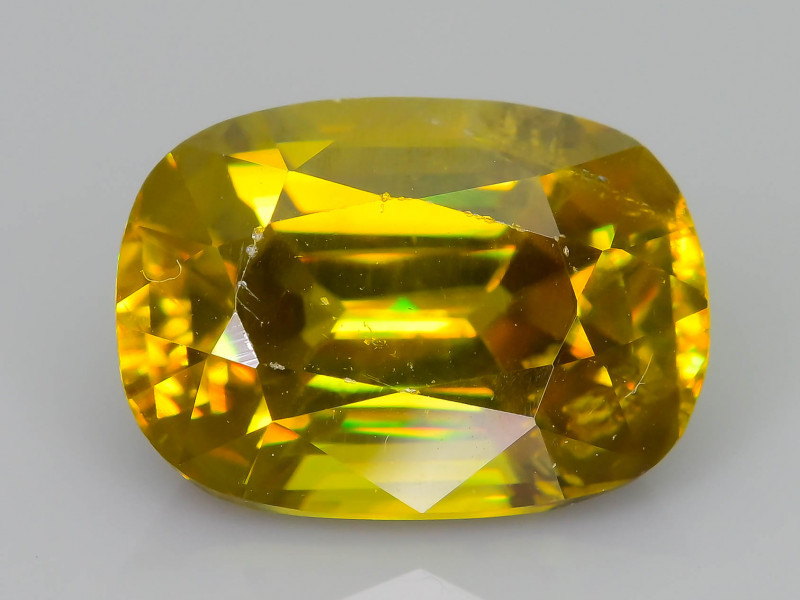 Rare AAA Fire 2.27 ct Sphene Sku-62