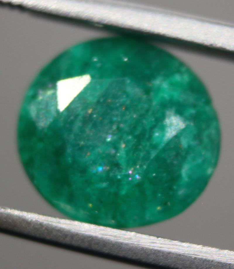 Cts.  2.80 emerald zambia  RFA73