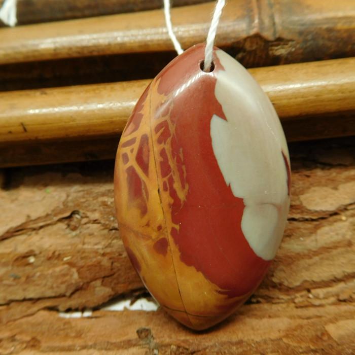 New design succor picture jasper pendant (G2417)