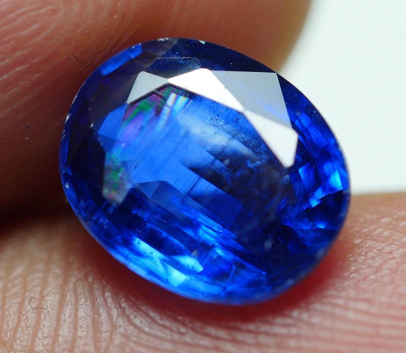 3.095 CRT BEAUTY ROYAL BLUE KYANITE -