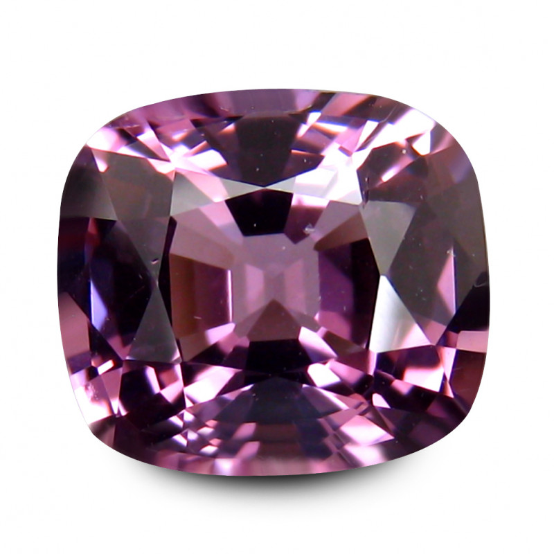 Burmese SPINEL 2.671 Cts Pink Antique Step Cut BGC475