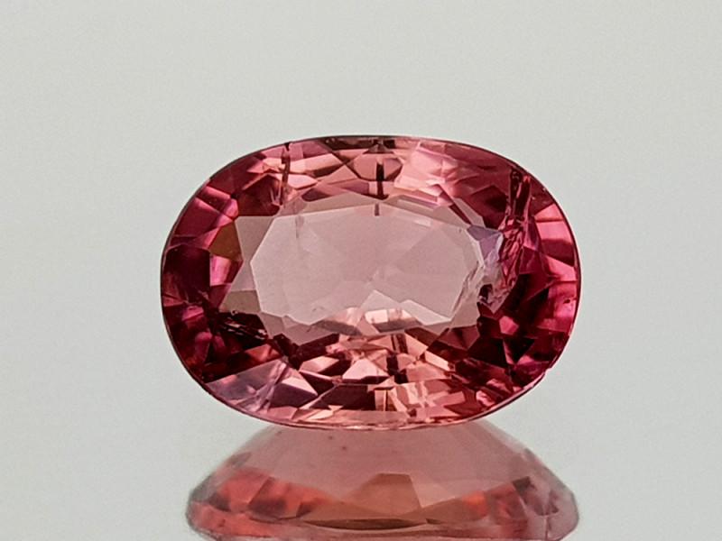 1.27Crt Pink Tourmaline Natural Gemstones JI28