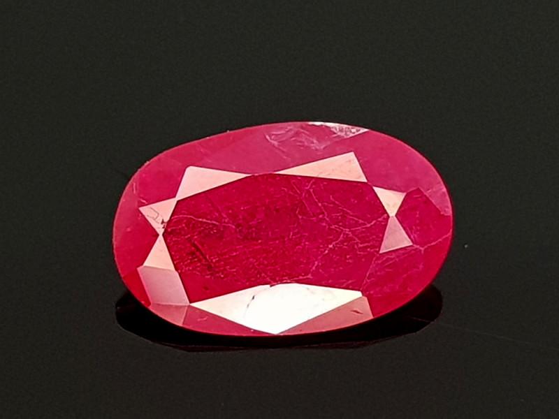 1.28Crt Ruby  Natural Gemstones JI28