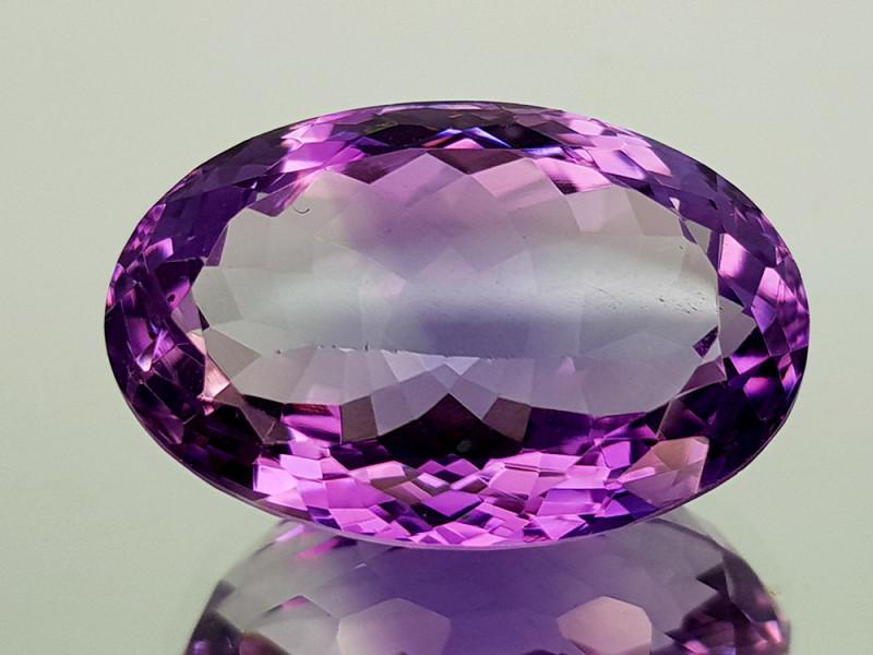 18.65Crt Amethyst Natural Gemstones JI28