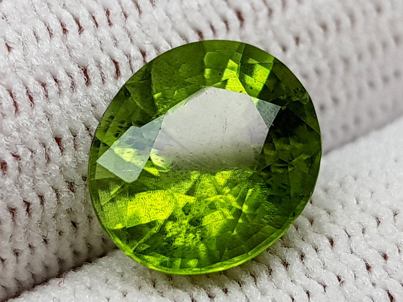 4.15CT PERIDOT BEST QUALITY GEMSTONE IIGC53