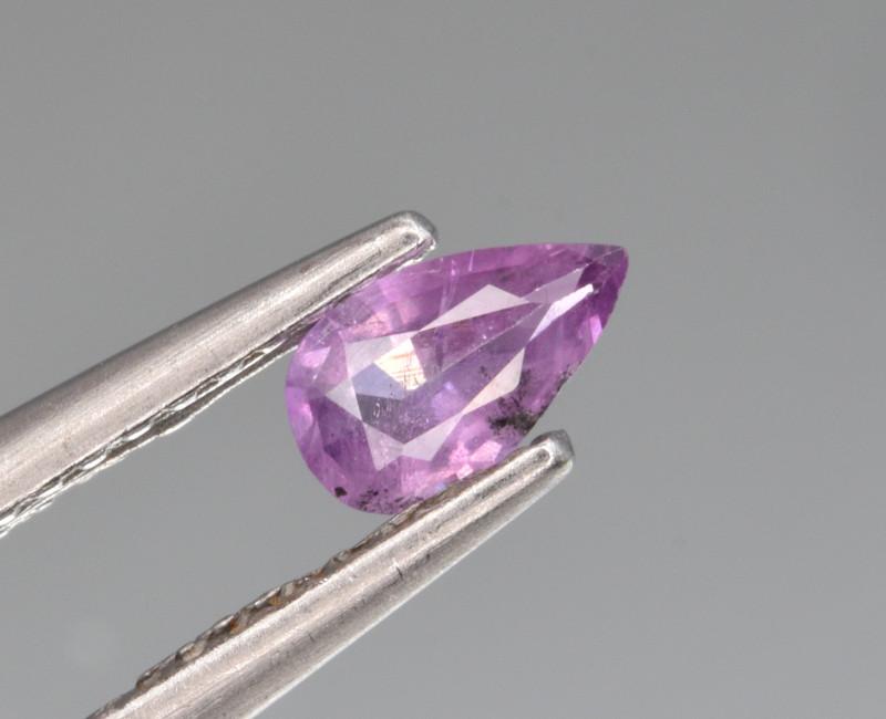 Natural Sapphire 0.32 Cts from Kashmir, Pakistan