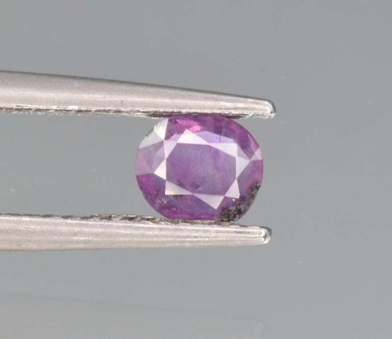 Natural Sapphire 0.42 Cts from Kashmir, Pakistan