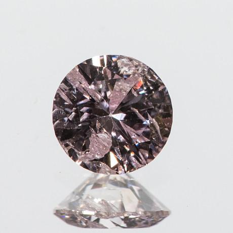 0.42ct Natural Light Pink  Diamond GIA certified