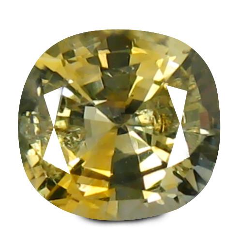 Cylon Sapphire 1.3 Cts canary yellow Antique Step Cut BGC266
