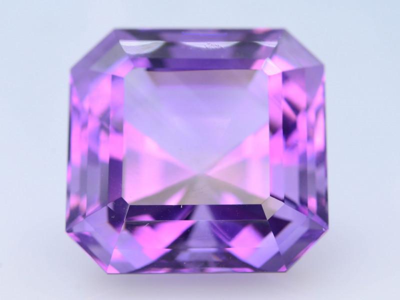 Deep Purple 42.42 Ct Natural Amethyst ~ Africa