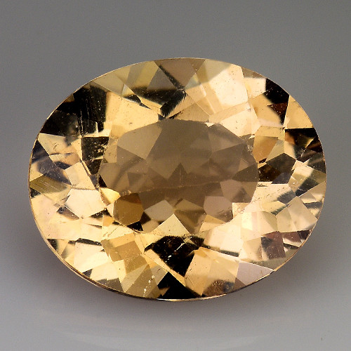 3.06Cts Natural Heliodor Top Quality Gemstone HD13